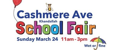 Cashmere Avenue School Fair 2019