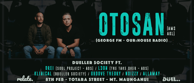 Dueller Society Feat. OTOSAN (George FM - Our:House Radio)