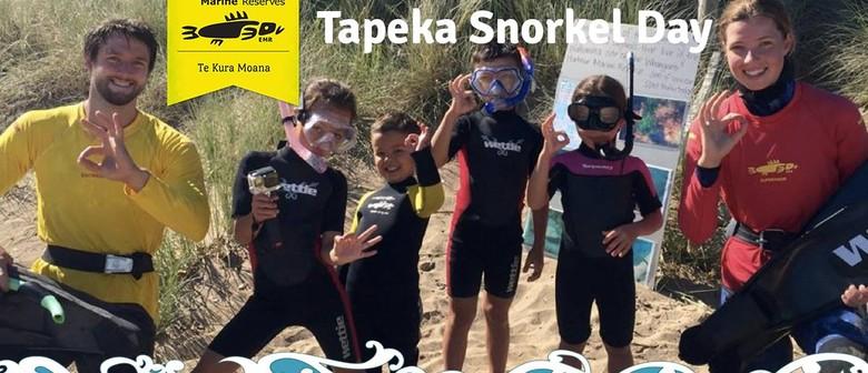 Seaweek - EMR Tapeka Point Snorkel Day