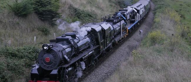 Steam Train Return Trip to Whanganui for Vintage Weekend