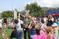 Image for event: Bubble Flash Mob