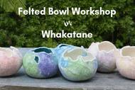 Image for event: Felted Bowl Workshop