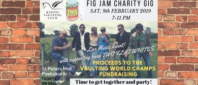 Fig Jam Live Music Charity Function