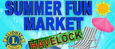 Havelock Lions Summer Fun Market