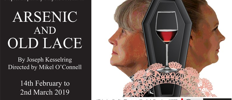 Repertory Players - Arsenic and Old Lace - ADF19