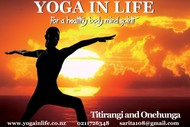 Image for event: Yoga In Life - Yoga Classes
