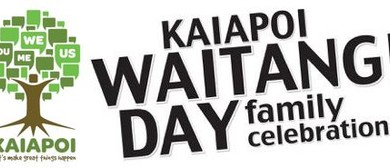 Kaiapoi Waitangi Day Family Celebration