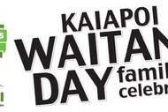 Image for event: Kaiapoi Waitangi Day Family Celebration