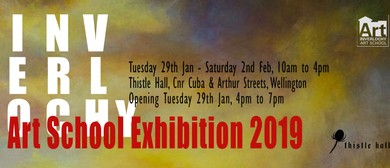 Inverlochy Art School Exhibition 2019
