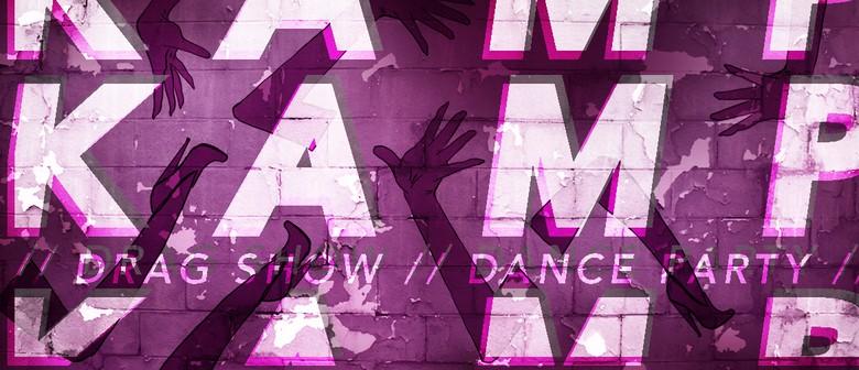 KAMP Drag Show Dance Party