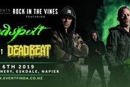 Blindspott with special Guest Deadbeat