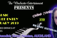 Image for event: Live Music Duo