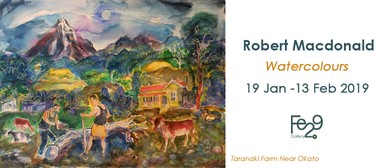 Robert Macdonald - Watercolours
