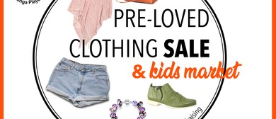 Pre-loved Clothing Sale and Kids Market