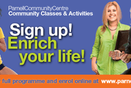 Calligraphy for Beginners - G1 - Parnell Community Centre