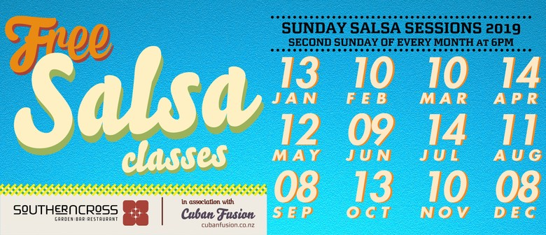 Sunday Salsa Session - Fun Salsa Class