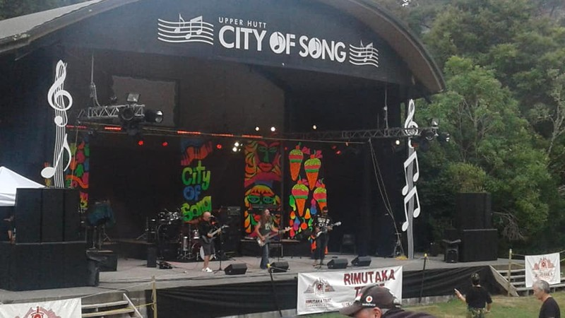 City of Song Music Festival - Upper Hutt - Eventfinda
