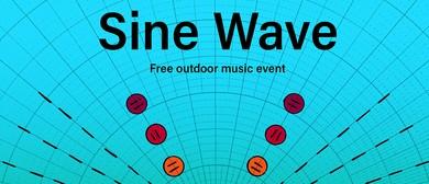 Sine Wave - Summer Music Series