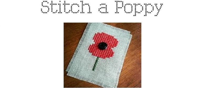 Stitch A Poppy