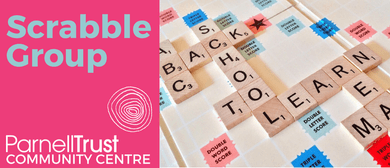 Scrabble Group - Parnell Community Centre