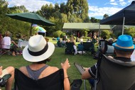 Image for event: Whakaipo Lodge Summer Concert