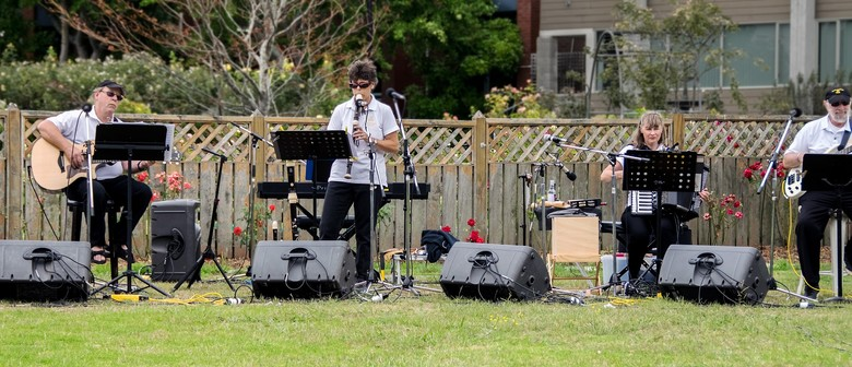 Barleycorn - Live-on-the-Lawn Concert Series