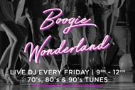 Image for event: Boogie Wonderland