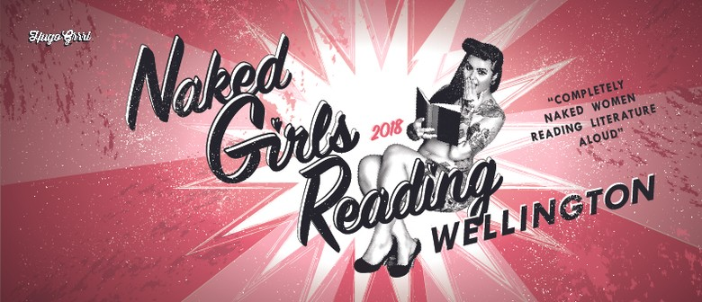 Naked Girls Reading: Wellington Shows! 2019