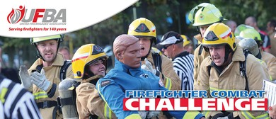 Firefighter Combat Challenge - National Competition