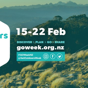 Get Outdoors Week 2019