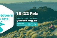 Image for event: Get Outdoors Week 2019