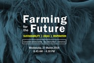 Image for event: Farming for the Future