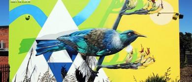 Tuia 250 Whitianga Street Art Festival