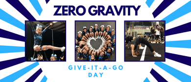 4-6yrs Give It a Go Day - Zero Gravity Cheerleading