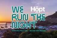Image for event: We Run The Night