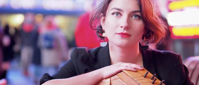 Creative Jazz Club: Simona Minns (New York) 'My Urban Spell