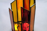 Image for event: Learn How to Make a Stained Glass Piece - One Day Workshop