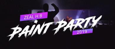 Paint Party Hawke&#039;s Bay <em>2019</em>