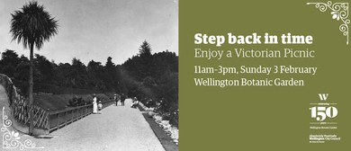Step Back In Time - A Victorian Picnic
