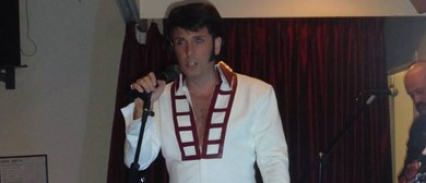 Elvis by Marcus Jackson Presenting Just the King
