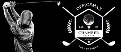 Auckland Business Chamber: OfficeMax Chamber Golf Day