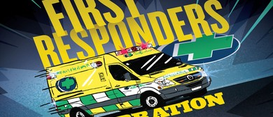Beers & BBQ - First Responders Festival