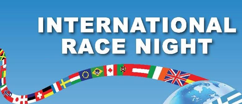 International Race Night