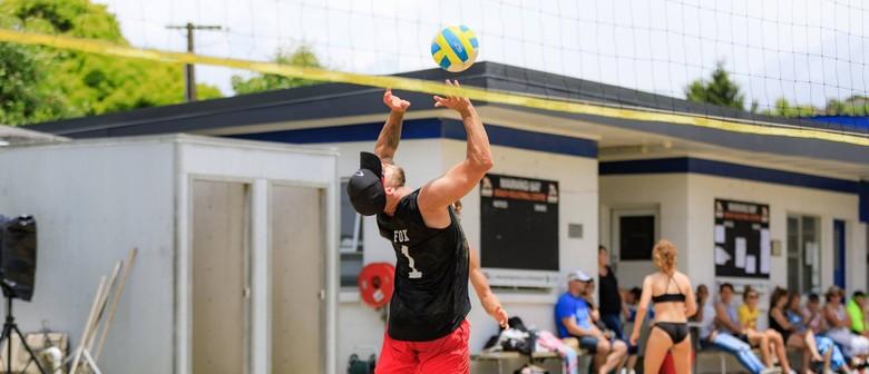 ACVC Summer Series Mixed Pairs Beach Volleyball North Shore