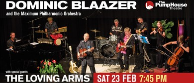 Dominic Blaazer & the MPO with The Loving Arms