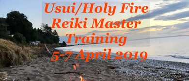 Reiki Master Practitioner Training-Usui/Holy Fire III Reiki