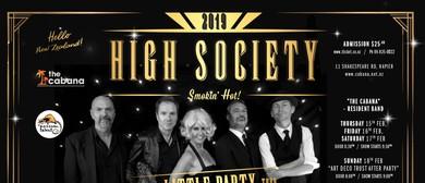 High Society Jazz on Waitangi