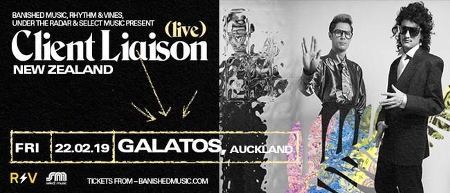 Client Liaison NZ Tour
