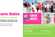 Image for event: Learn Cuban Salsa - Beginners