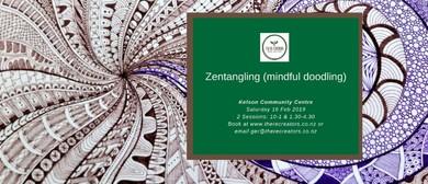 Zentangling Workshop